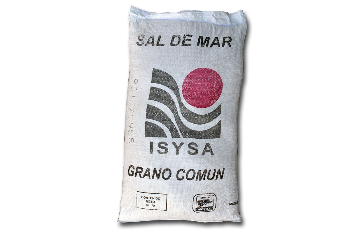 Sal Idustrial Isysa